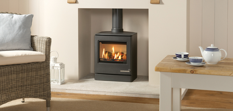 Yeoman Cl5 Gas Stove Yorkshire Stoves Amp Fireplaces