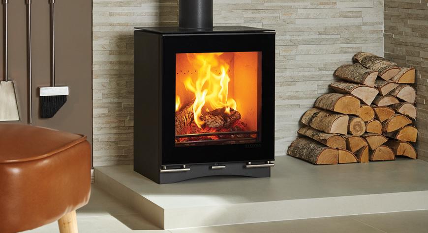 stovax vision midi woodburning stove