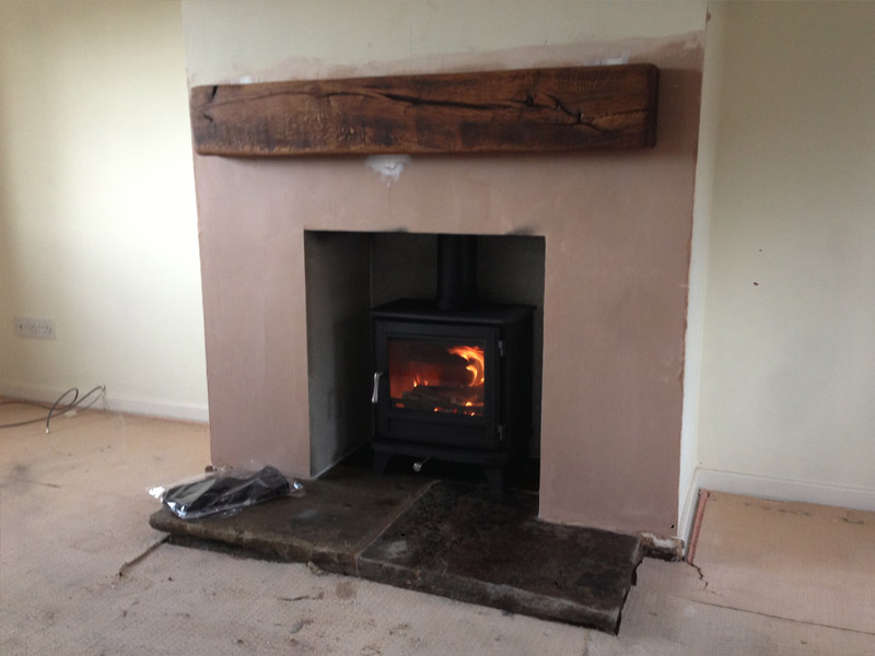chesneys salisbury wood burning stove