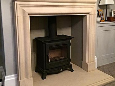 Chesneys stove installation