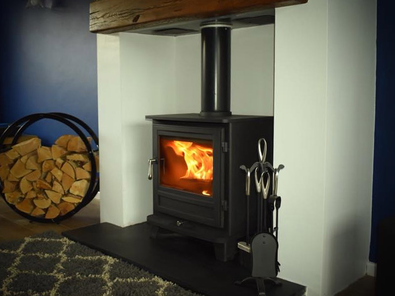 chesneys london salisbury wood burning stove