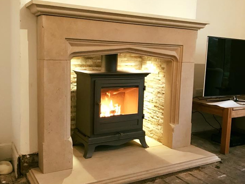 chesneys beaumont 6 6kw wood burning stove
