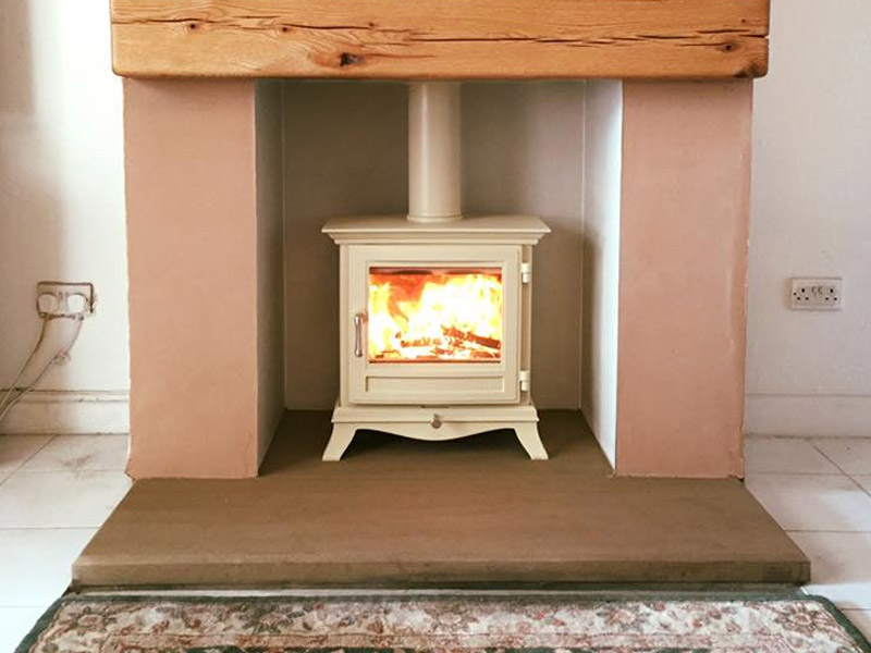 chesneys beaumont wood burner