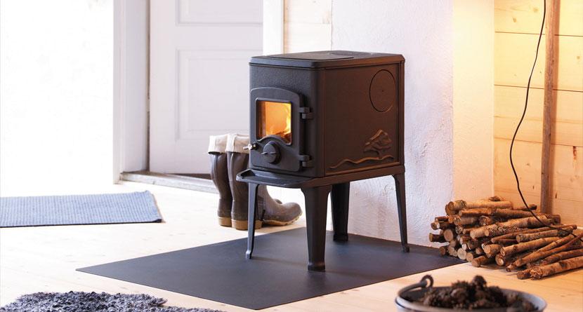 nordpeis orion wood burning stove