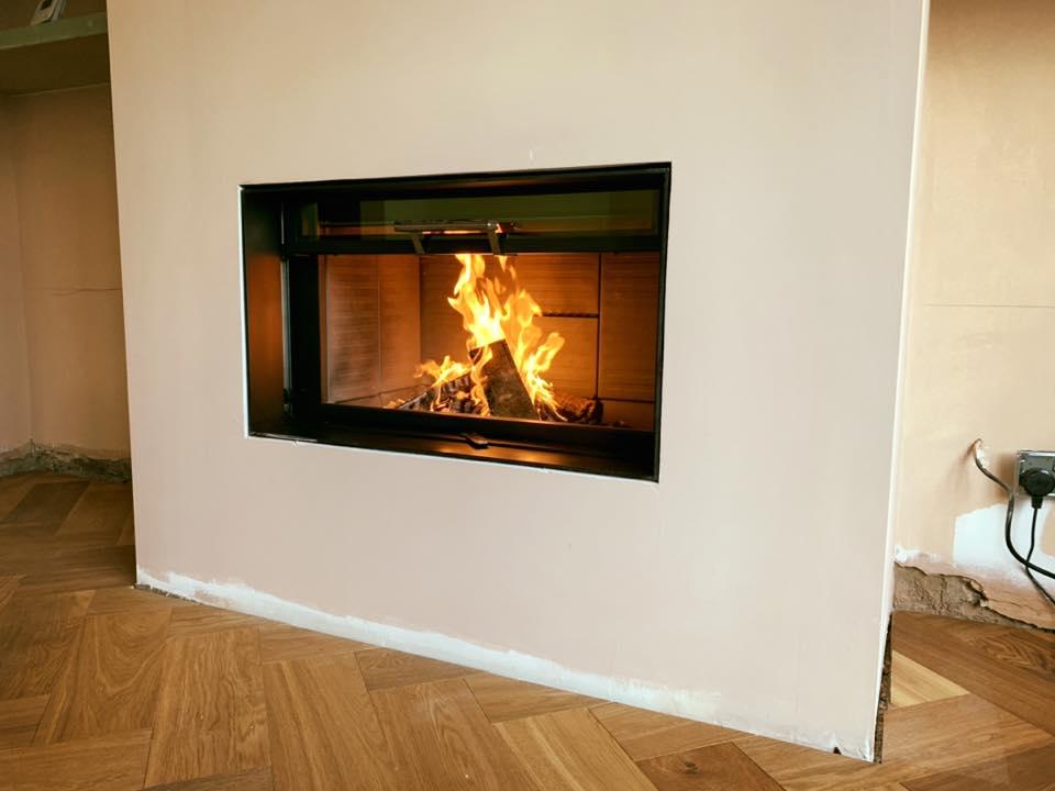 Rais woodburning stove