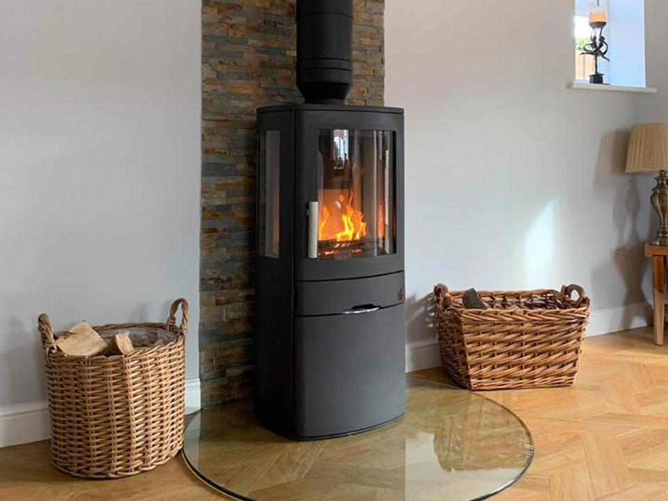 ACR Neo 3C multi fuel stove
